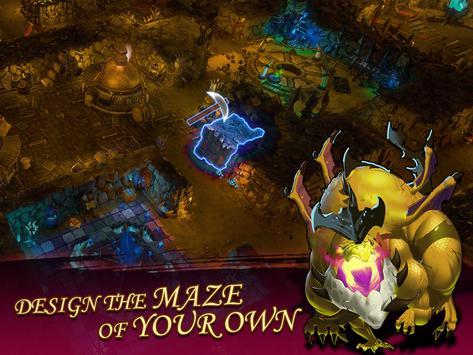 Dungeons in dark apk screenshot