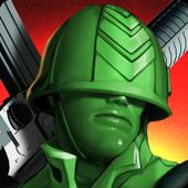Green Army Strike icon