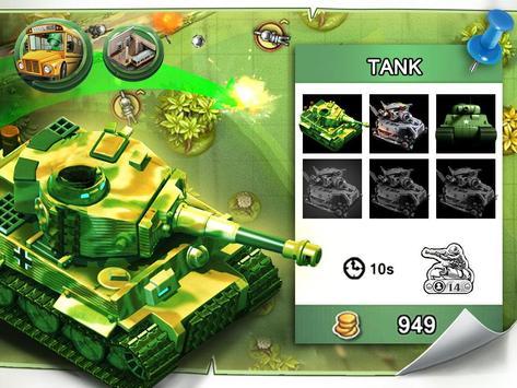 Green Army Strike screenshot 1
