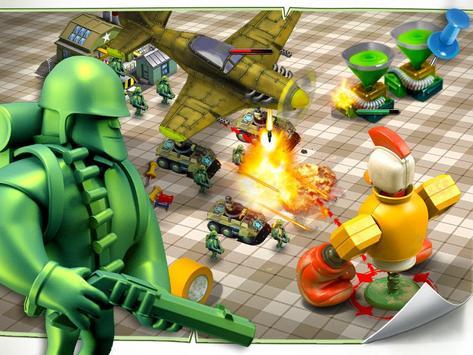 Green Army Strike screenshot 2