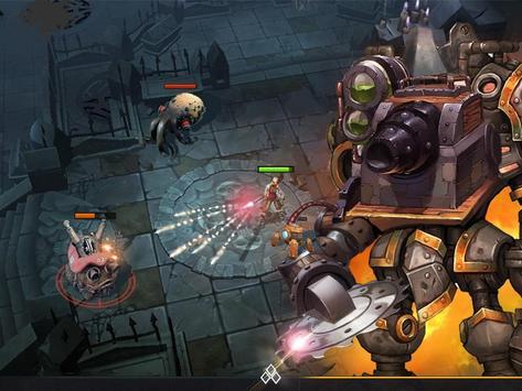 Steam Utopia:Metal Slug Online apk screenshot