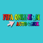 Auto Click FiFa Online 3M icon