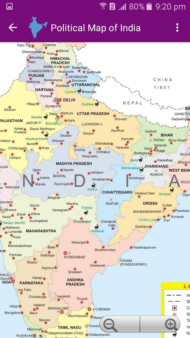 Maps of Indian States for Android - APK Download