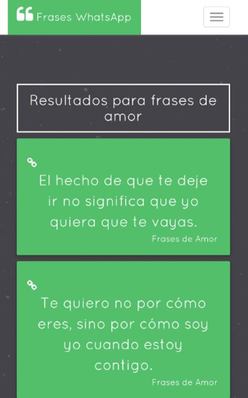 Frases Y Estados Para Whatsapp For Android Apk Download