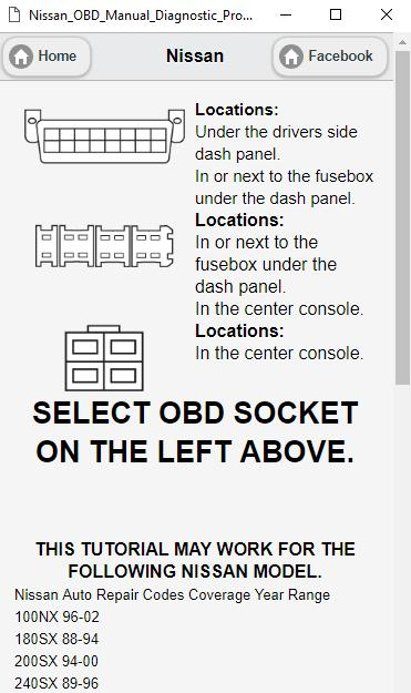 OBD 1 Codes Offline for Android - APK Download