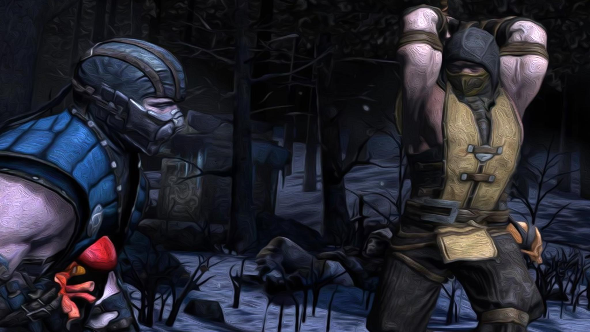 2018 Mortal Kombat X for Android - APK Download