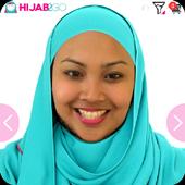 Hijab Fashion Photo Shopping icon