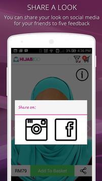 Hijab Fashion Photo Shopping apk screenshot