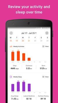 Amazfit - Activity Tracker screenshot 5