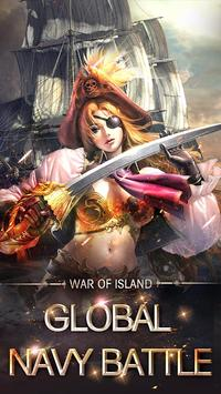 War of Island-2017 new game! poster