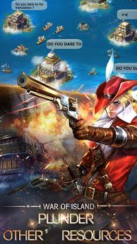 War of Island-2017 new game! screenshot 2
