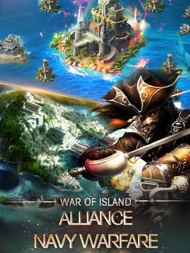 War of Island-2017 new game! screenshot 9