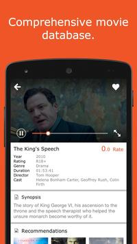 muchTV for Tablet - Movies apk screenshot