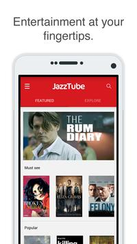 JazzTube apk screenshot