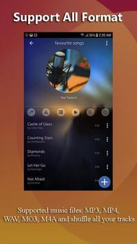 Huawei Music Player - Music player for Huawei P20 ポスター