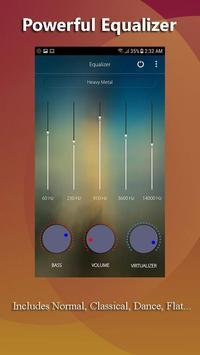 Huawei Music Player - Music player for Huawei P20 スクリーンショット 1