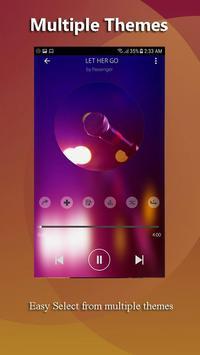 Huawei Music Player - Music player for Huawei P20 スクリーンショット 2