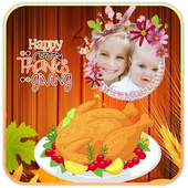 Happy Thanksgiving Day Frames icon