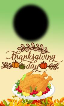 Happy Thanksgiving Day Frames screenshot 1