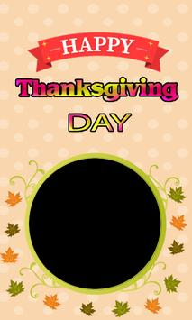 Happy Thanksgiving Day Frames screenshot 2