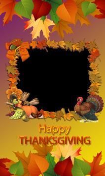 Happy Thanksgiving Day Frames screenshot 3