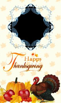 Happy Thanksgiving Day Frames screenshot 4
