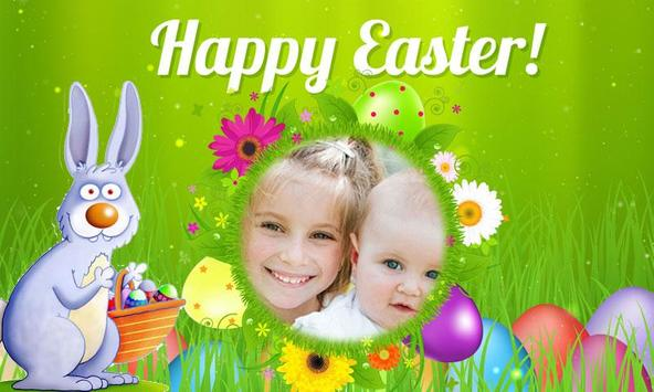 Happy Easter Photo Frames poster