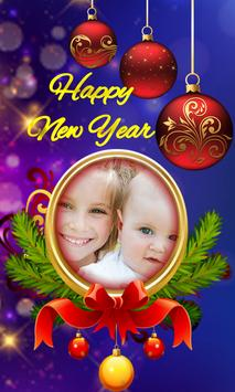 Happy New Year Photo Frames screenshot 3