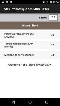 Index Hémato apk screenshot