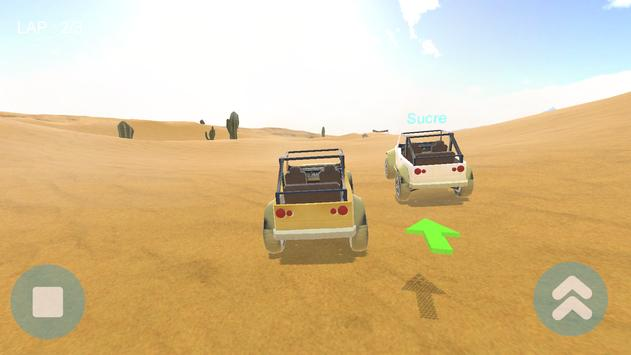 Desert Race screenshot 4