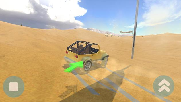Desert Race screenshot 5