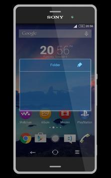 Xperia™ Theme-Serene Nature apk screenshot