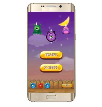 Happy Monster Crush Match 3 Game Puzzle apk screenshot
