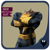 SuperHero Photo Suit icon
