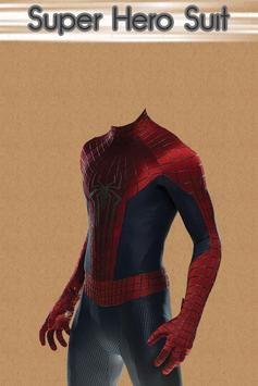 SuperHero Photo Suit poster