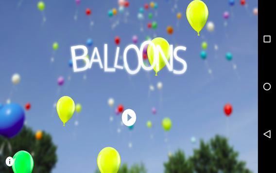 Balloons screenshot 5