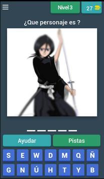 Bleach Trivia screenshot 2