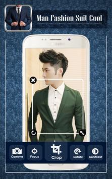 Man Fashion Suit Cool apk screenshot