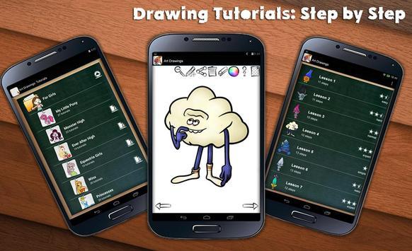 Draw Trolls poster