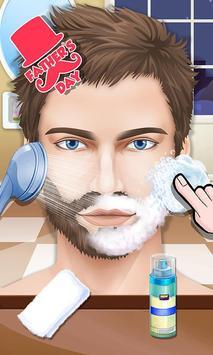 Beard Salon - Beauty Makeover poster