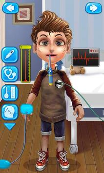 Dentist Games - Baby Doctor poster