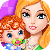 My New Baby 2 - Mommy Care Fun icon