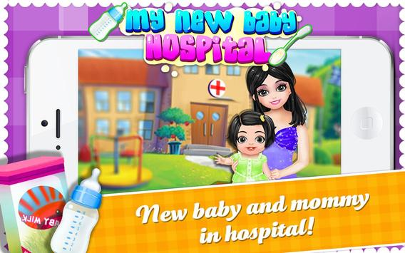 My New Baby Hospital's Doctor apk screenshot