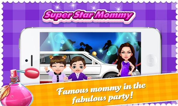 Superstar Mommy Hollywood Baby poster