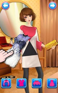 Star Girl Dress Up Salon apk screenshot