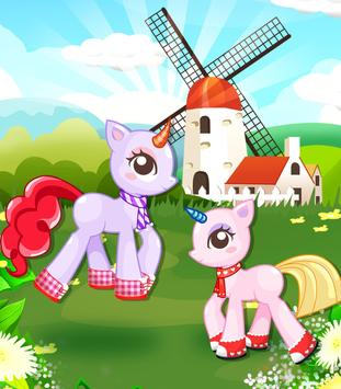 Little Pony Salon - Kids Games screenshot 4
