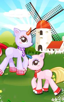Little Pony Salon - Kids Games screenshot 8