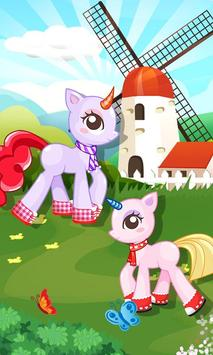 Little Pony Salon - Kids Games poster