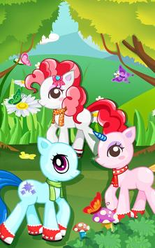 Little Pony Salon - Kids Games screenshot 11