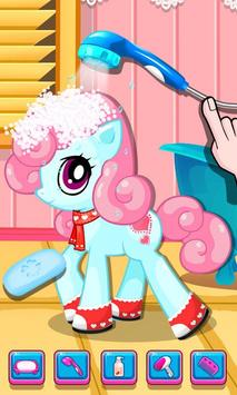 Little Pony Salon - Kids Games screenshot 1